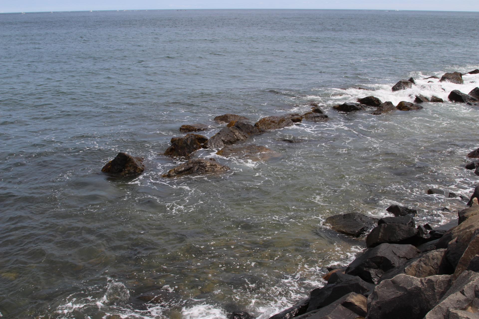 Rocks in water_1